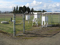 Hyslop Weather Station