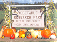 Vegetable Research Farm