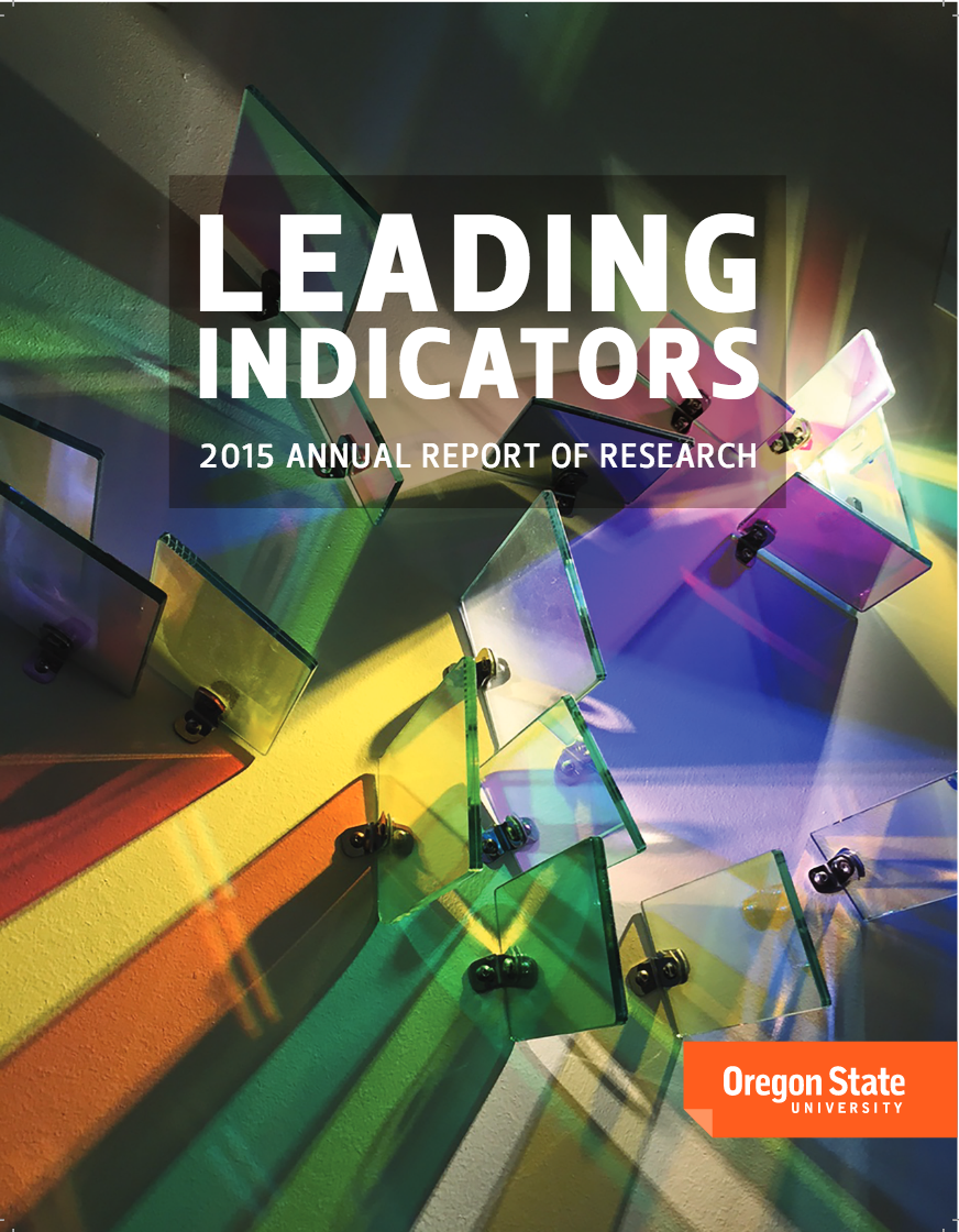 2015 Annual Report of Research