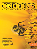 Oregons's Agricultural Progress magazine