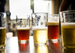 Student-brewed beers are winning international recog