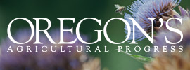Oregon's Agricultural Progress Magazine
