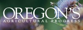 Oregon's Agricultural Progress Magazine