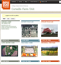 Corvallis Farm Unit