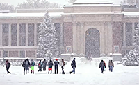 OSU Snow Day
