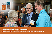 Recognizing Faculty Excellence