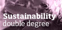 Sustainability double degree
