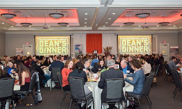 CAS Dean's Dinner 20019