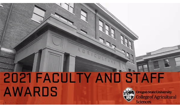 2020-21 CAS Faculty and Staff Awards