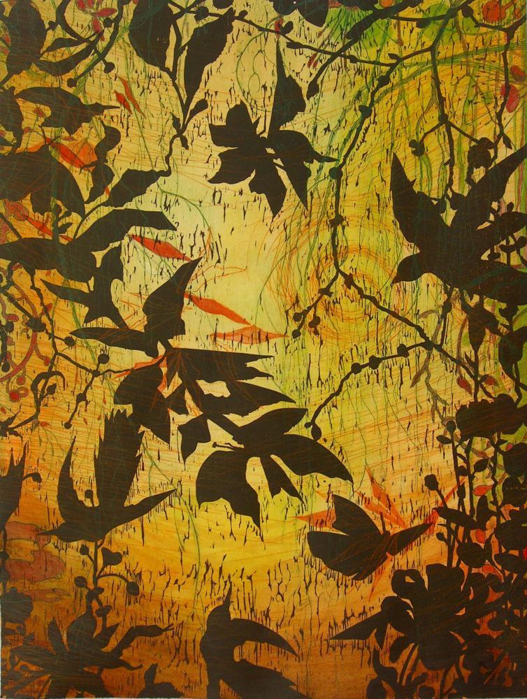 Migration Pollination by Tallmadge Doyle
