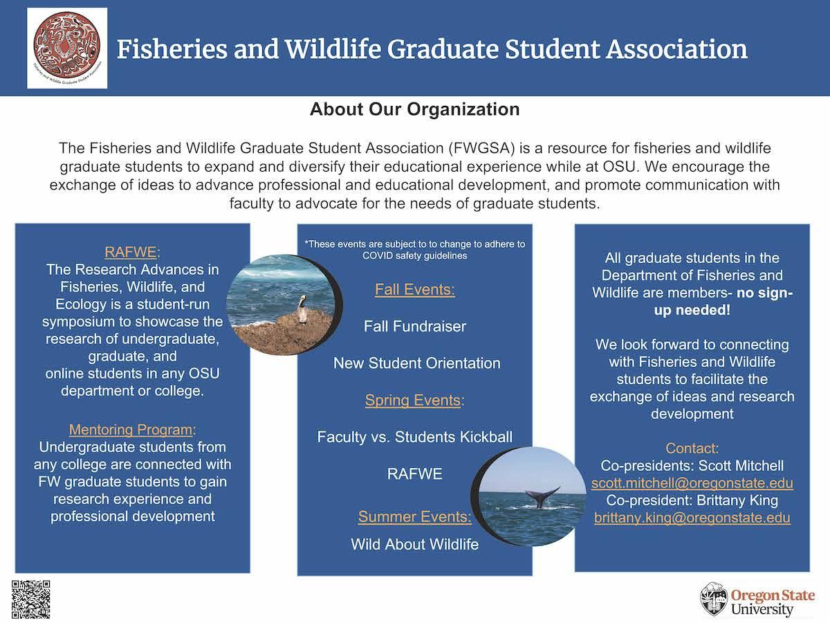 Fisheries and Wildlife Graduate Student Association