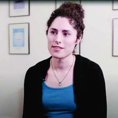 Dr. Alexandra J. Weisberg