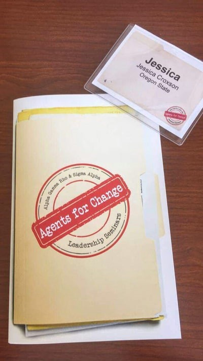 Agents for Change manual