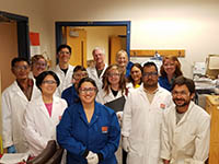 Central Analytical Lab Team