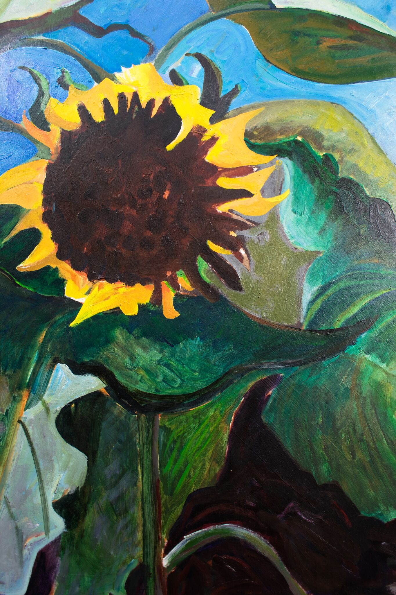 Nelson Sandgren, Sunflower