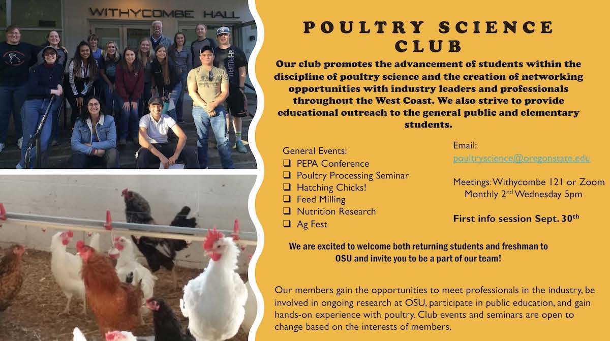 Poultry Science Club