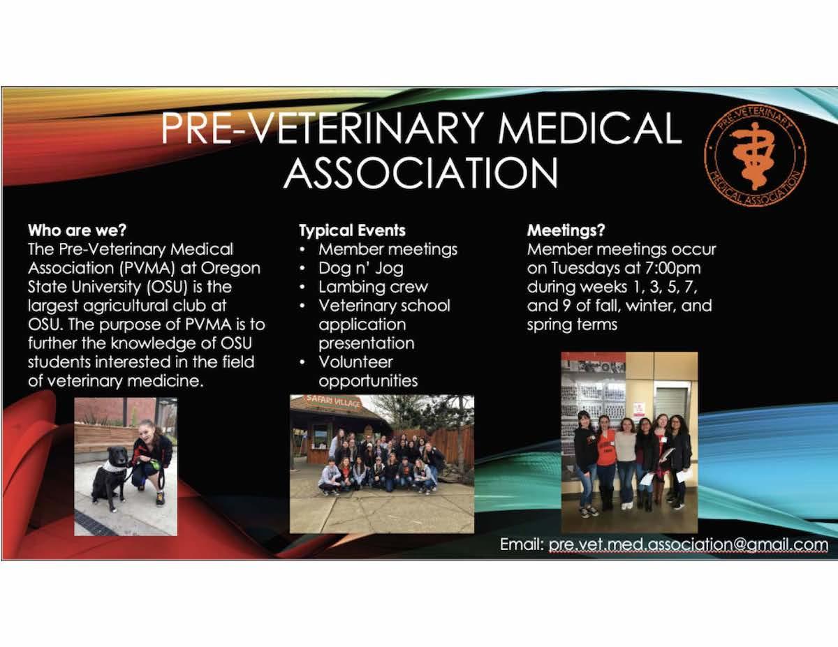 Pre-veterinary Medical Association