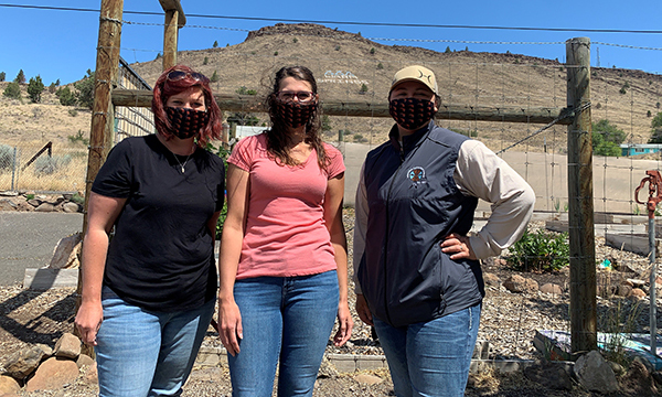 Warm Springs Agriculture & Community Gardening Team