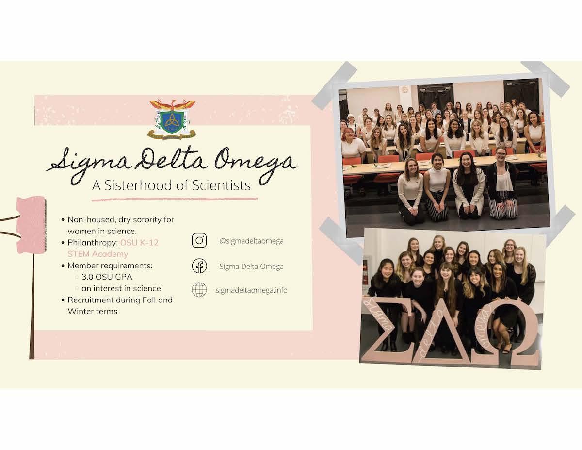 Sigma Delta Omega