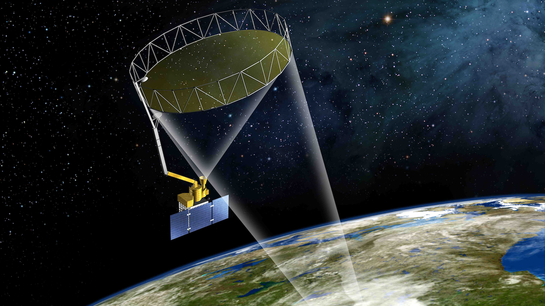 Global satellite