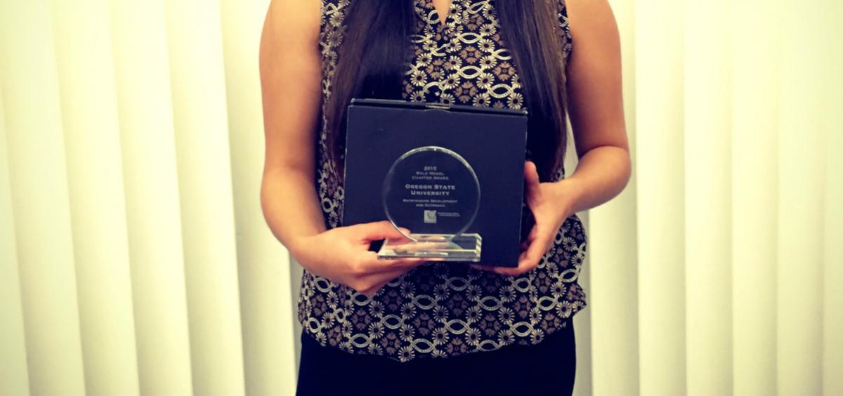 OSU_SACNAS_Award