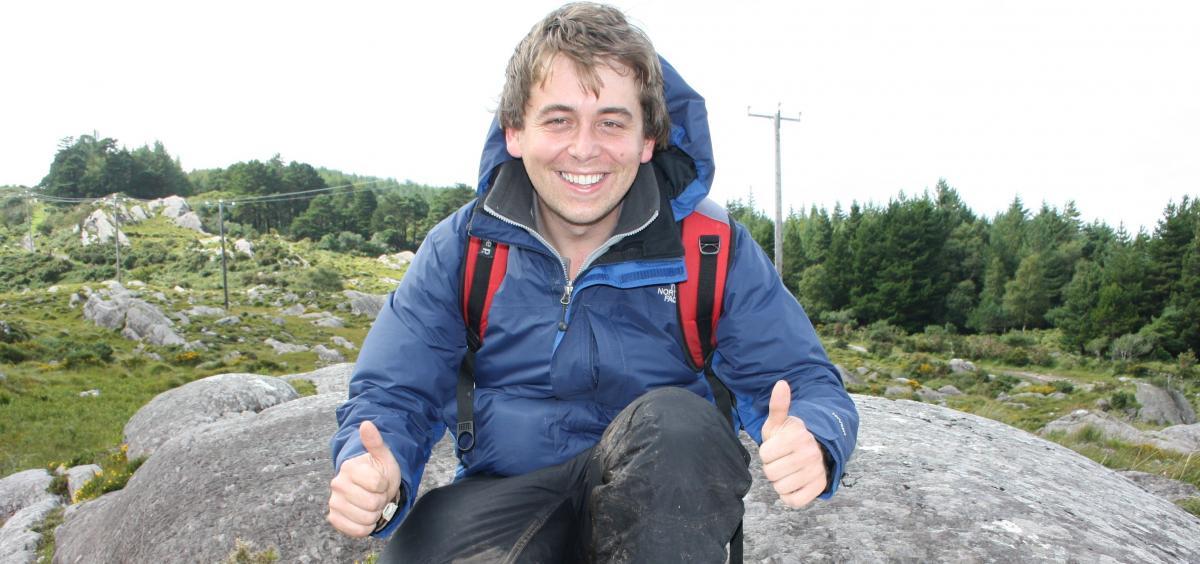 Rory McDonnell (OSU Slug Expert)