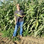 Sharon McFadden from The Food Bank