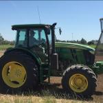 John Deere 6120E Tractor