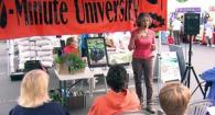 Master Gardener 10 Minute University-Herb Gardens