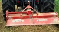 Organic High Residue Reduced-Till Rotational Tillage: Weed Em and Reap