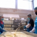 OSU Students making cheese