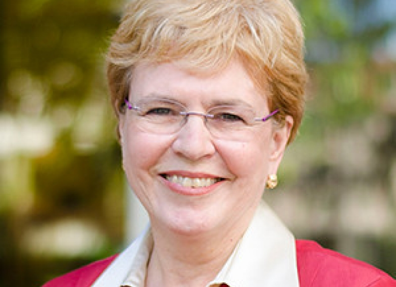 Jane Lubchenco, the University Distinguished Professor and Advisor in Marine Studies at Oregon State University.