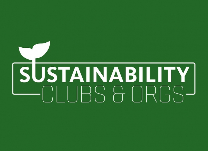 Sustainability Clubs and Orgs