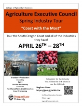 Ag Exec Council Spring Industry Tour 2019: Coast with the Most