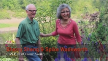 Sherry Sheng & Spike Wadsworth: 2018 College of Agricultural Sciences Hall of Fame Award Winners